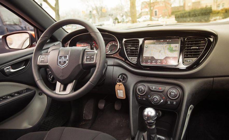 2013 Dodge Dart Rallye 1.4T - Slide 106