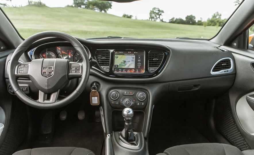 2013 Dodge Dart Rallye 1.4T - Slide 63