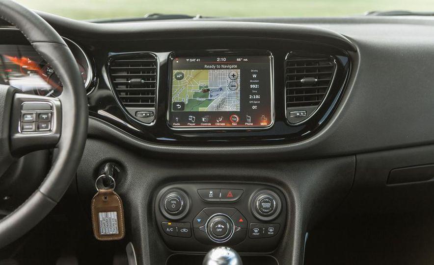 2013 Dodge Dart Rallye 1.4T - Slide 68