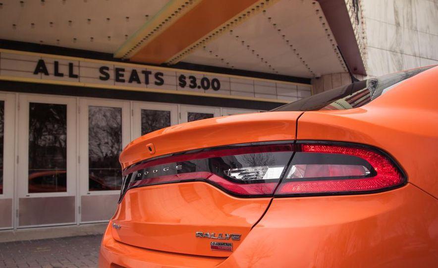 2013 Dodge Dart Rallye 1.4T - Slide 100