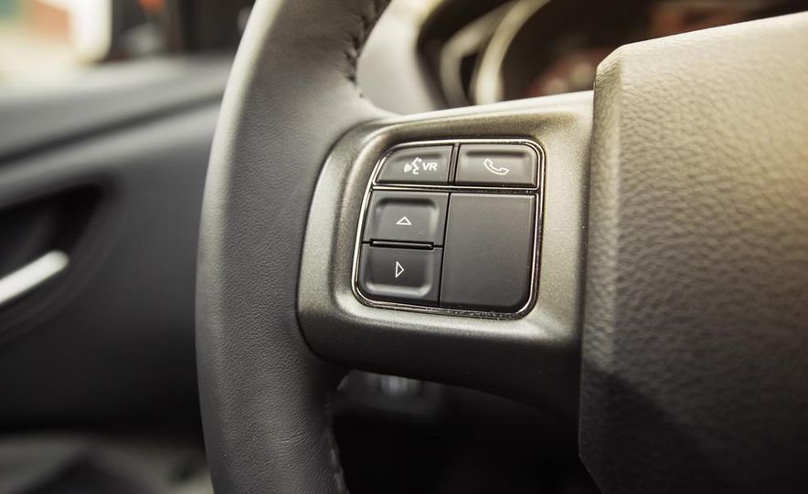 2013 Dodge Dart Rallye 1.4T - Slide 112