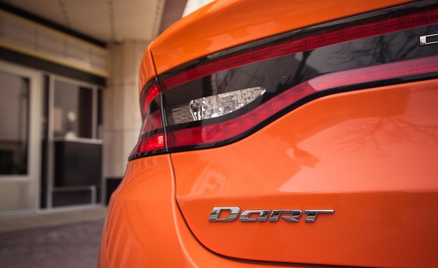 2013 Dodge Dart Rallye 1.4T - Slide 103