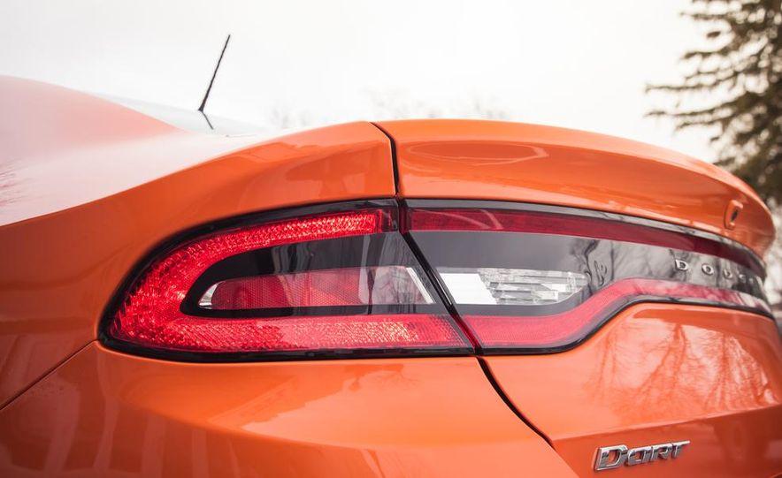 2013 Dodge Dart Rallye 1.4T - Slide 101