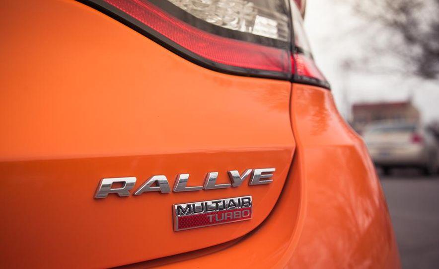2013 Dodge Dart Rallye 1.4T - Slide 104