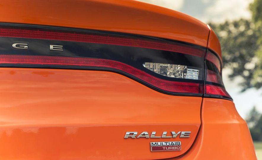 2013 Dodge Dart Rallye 1.4T - Slide 60