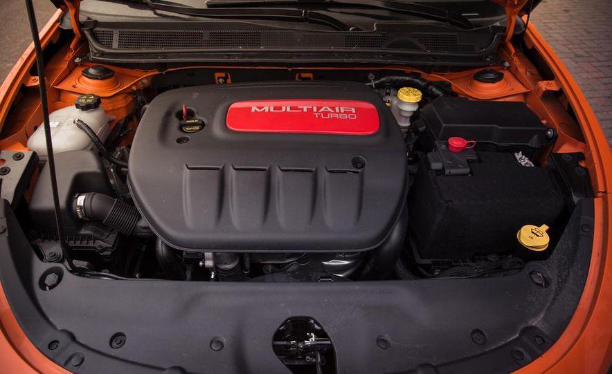 2013 Dodge Dart Rallye 1.4T - Slide 117
