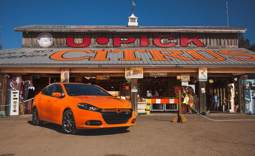 2013 Dodge Dart Rallye 1.4T - Slide 11