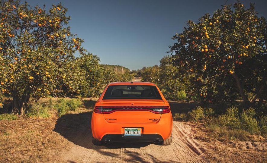 2013 Dodge Dart Rallye 1.4T - Slide 15