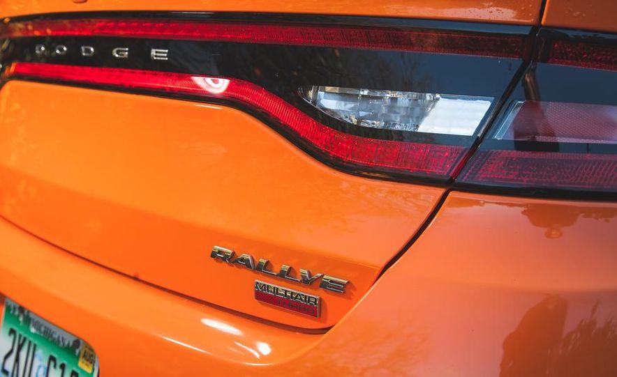 2013 Dodge Dart Rallye 1.4T - Slide 19