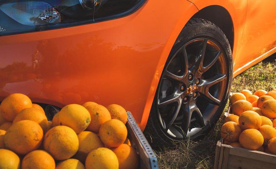 2013 Dodge Dart Rallye 1.4T - Slide 18