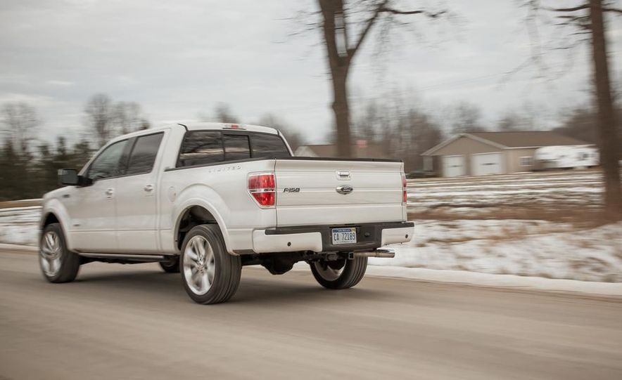 2013 Ford F-150 Limited EcoBoost V6 - Slide 5