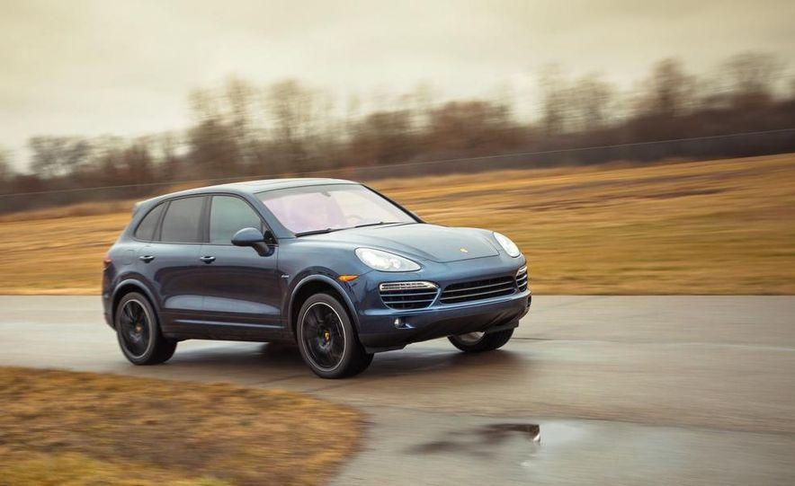 2013 Porsche Cayenne diesel - Slide 1
