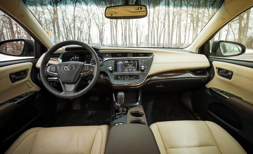 2013 Toyota Avalon Limited - Slide 27