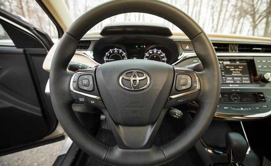 2013 Toyota Avalon Limited - Slide 29