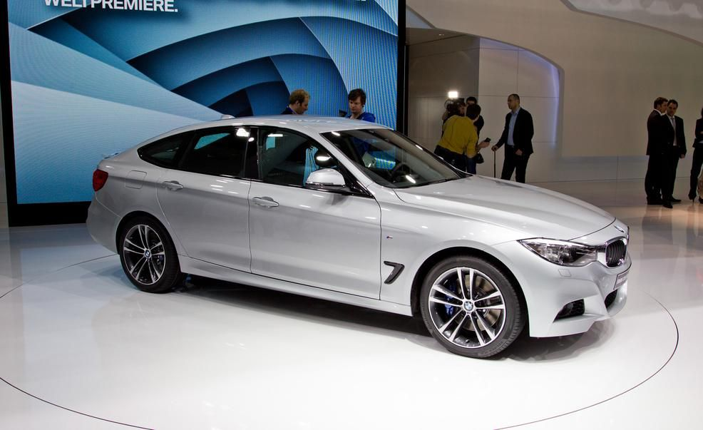 2014 BMW 335i GT M Sport Line Pictures  Photo Gallery  Car and