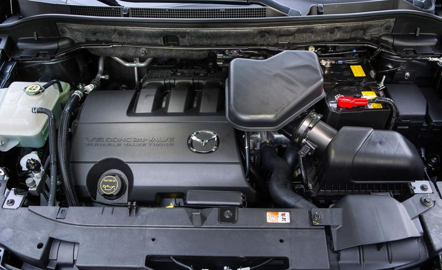 2013 Mazda CX-9 AWD - Slide 21