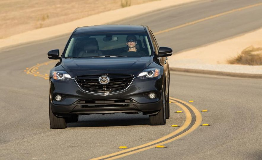 2013 Mazda CX-9 AWD - Slide 5