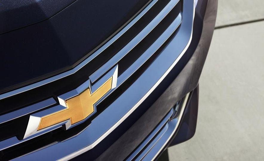 2014 Chevrolet Impala LTZ - Slide 18