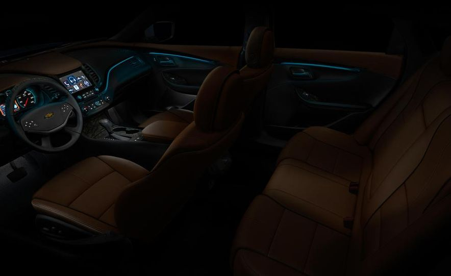 2014 Chevrolet Impala LTZ - Slide 22