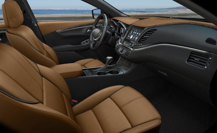 2014 Chevrolet Impala LTZ - Slide 27