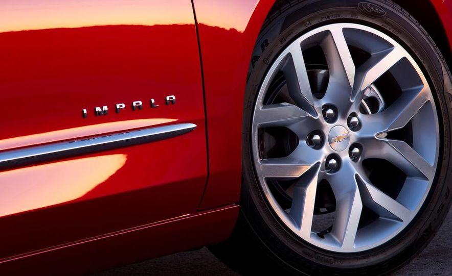 2014 Chevrolet Impala LTZ - Slide 7