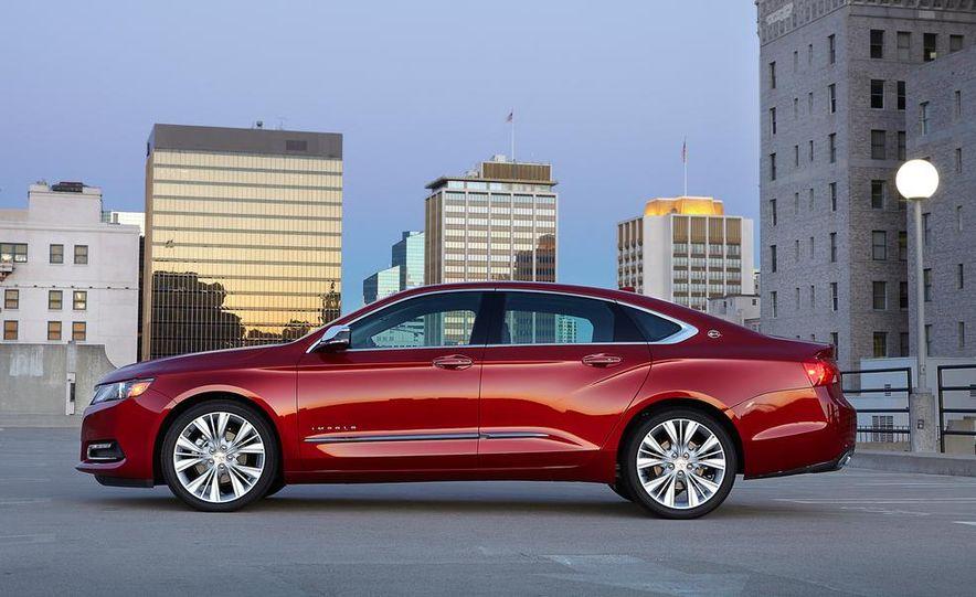 2014 Chevrolet Impala LTZ - Slide 5