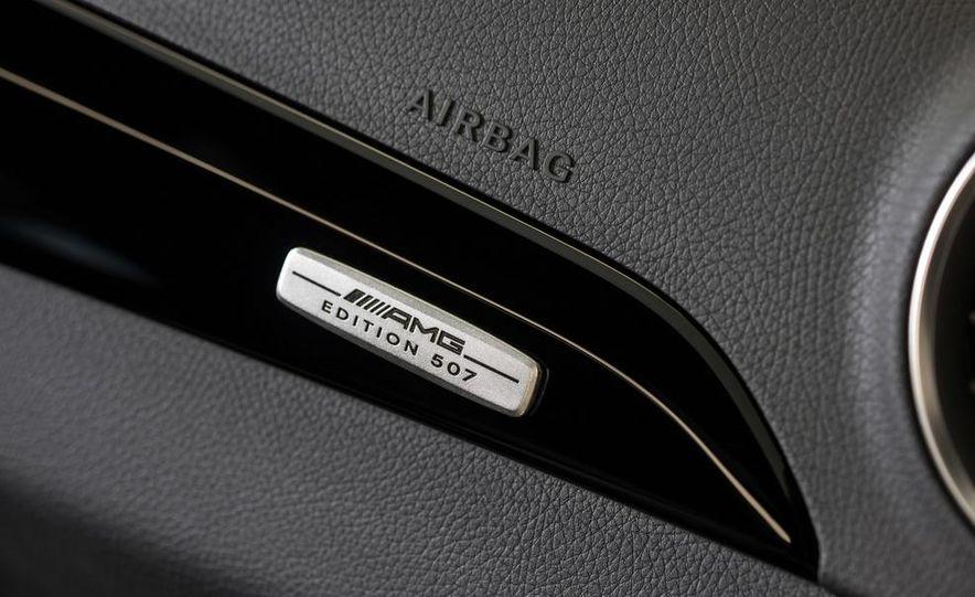 2013 Mercedes-Benz C63 AMG Edition 507 - Slide 15