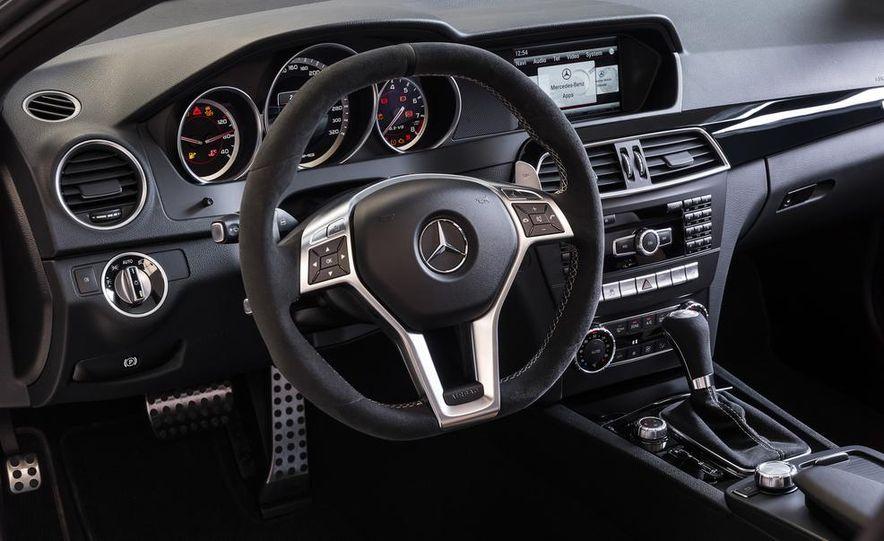 2013 Mercedes-Benz C63 AMG Edition 507 - Slide 12