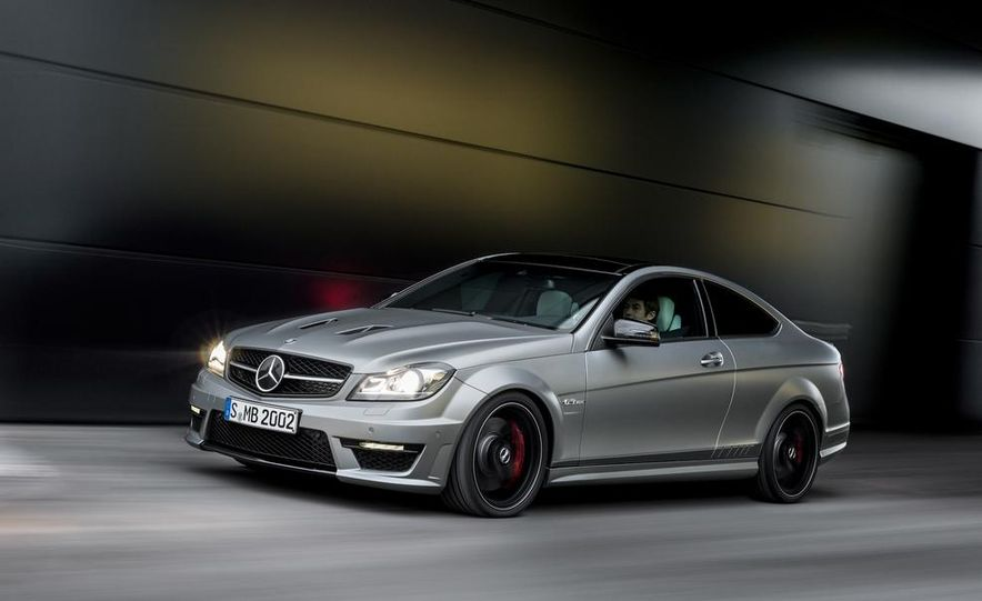 2013 MercedesBenz C63 AMG Edition 507 Pictures  Photo Gallery