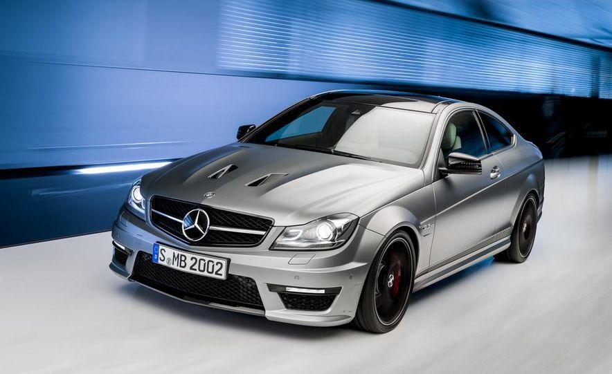 2013 Mercedes-Benz C63 AMG Edition 507 - Slide 2