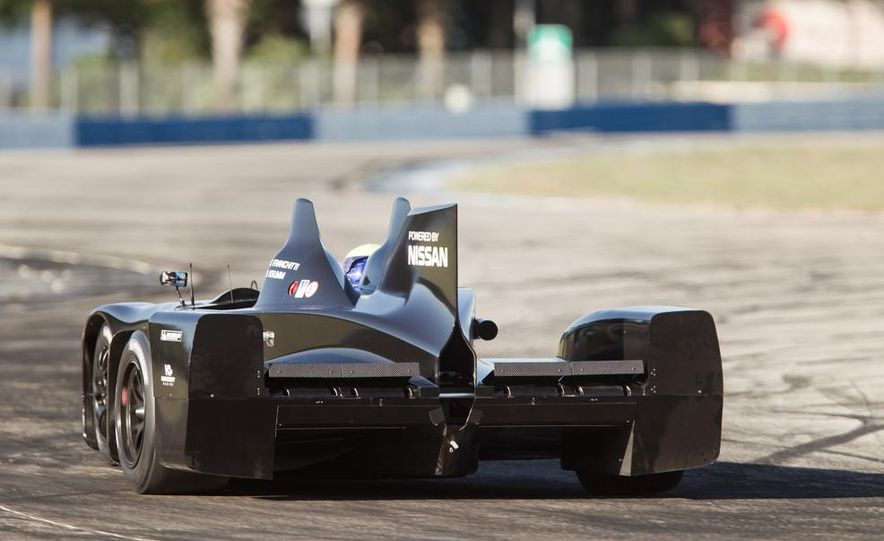 DeltaWing race car - Slide 3