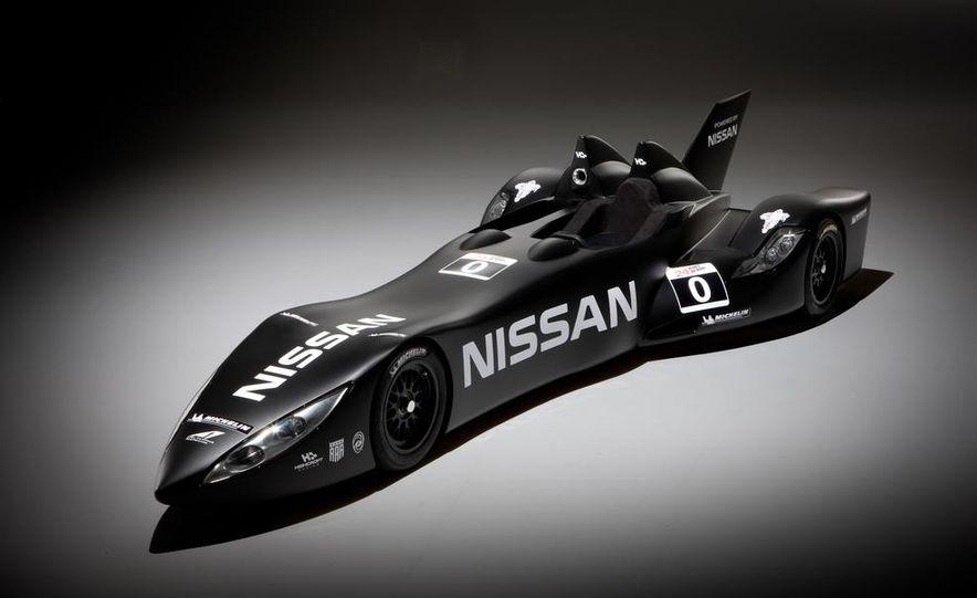 DeltaWing race car - Slide 7