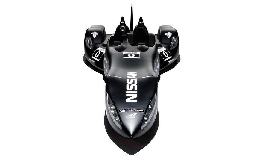 DeltaWing race car - Slide 9