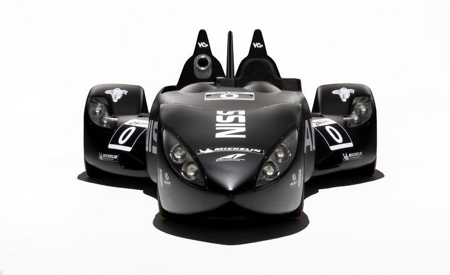 DeltaWing race car - Slide 10