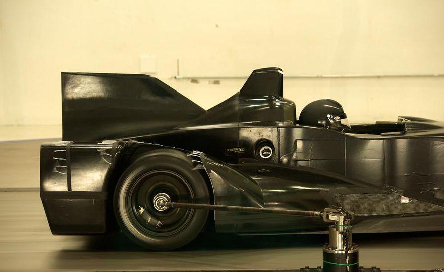 DeltaWing race car - Slide 16