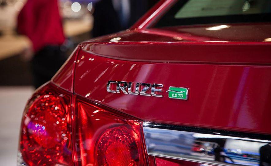 2014 Chevrolet Cruze Diesel - Slide 6