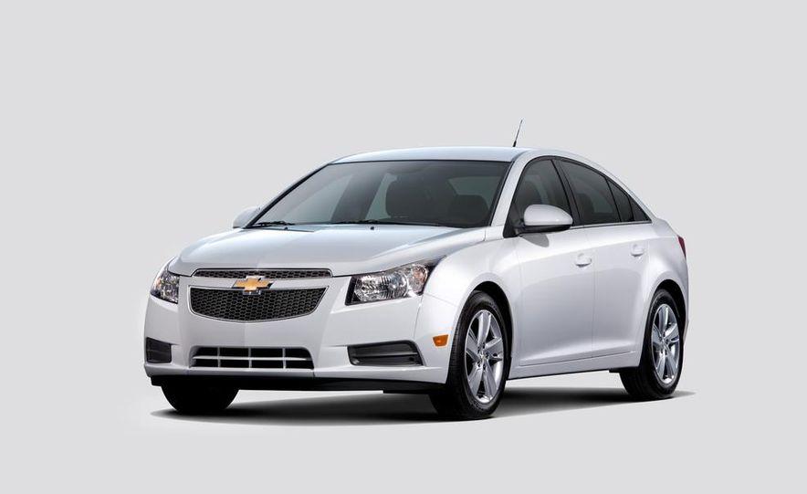 2014 Chevrolet Cruze Diesel - Slide 7