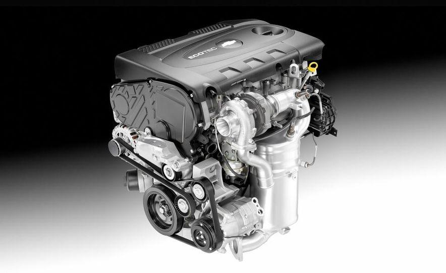 2014 Chevrolet Cruze Diesel - Slide 13