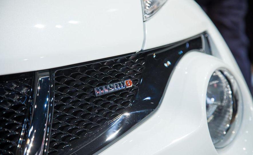 2013 Nissan Juke NISMO - Slide 6