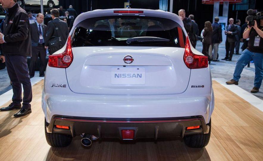 2013 Nissan Juke NISMO - Slide 4