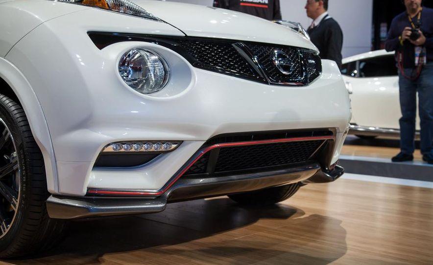 2013 Nissan Juke NISMO - Slide 5