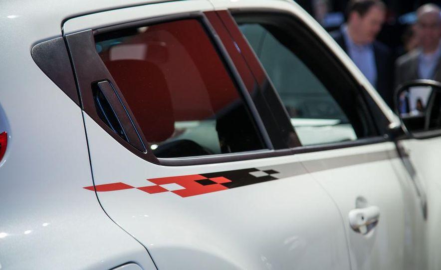 2013 Nissan Juke NISMO - Slide 7