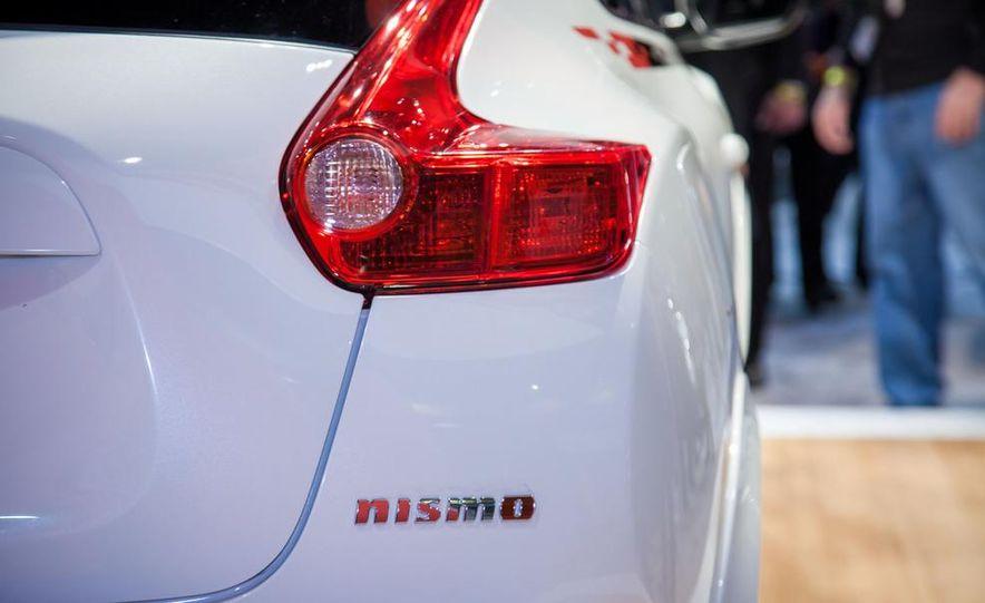2013 Nissan Juke NISMO - Slide 8