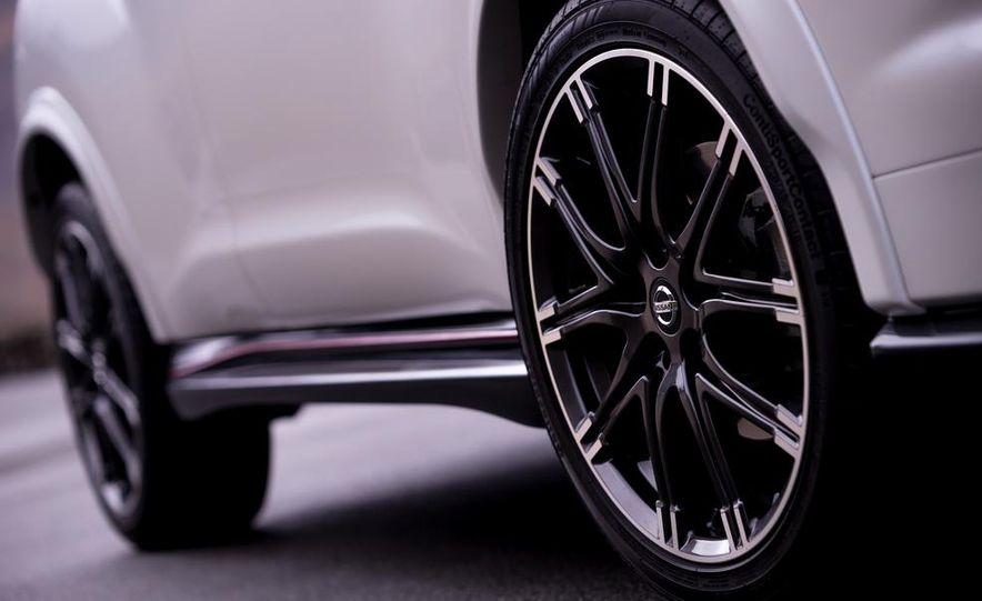 2013 Nissan Juke NISMO - Slide 14