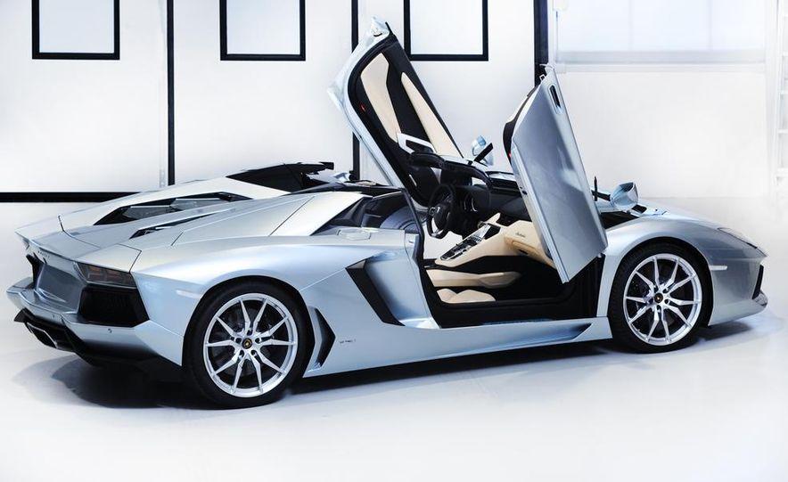 2013 Lamborghini Aventador LP700-4 Roadster - Slide 46