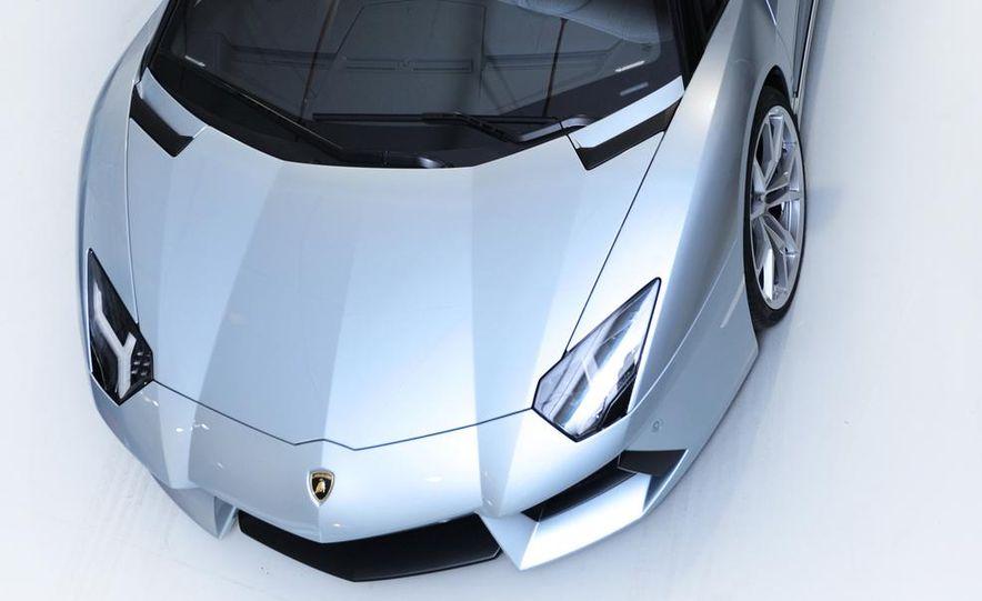 2013 Lamborghini Aventador LP700-4 Roadster - Slide 48