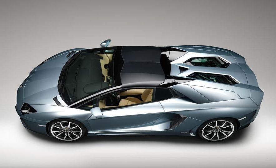 2013 Lamborghini Aventador LP700-4 Roadster - Slide 51