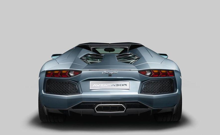 2013 Lamborghini Aventador LP700-4 Roadster - Slide 56