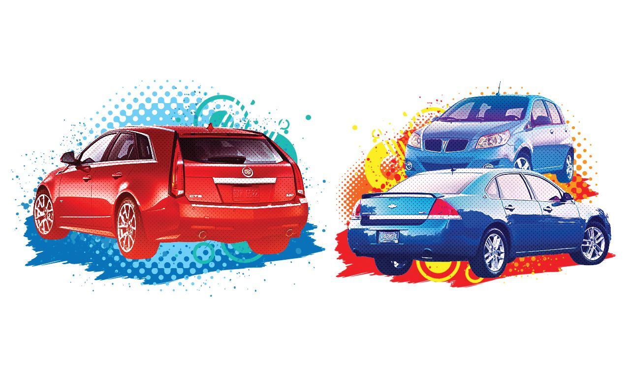 The Detroit Three After the Big Whoa: An Examination of Domestic Carmakers