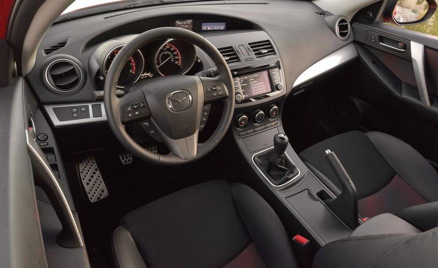 2015 Mazda 3 5-door (spy photo) - Slide 21